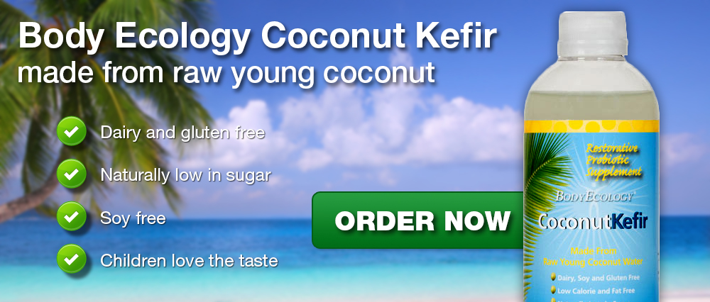 Body Ecology CocoKefir
